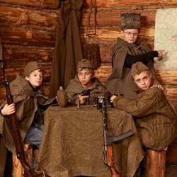 Военно-историческое «Путешествие» ЗЕМЛЯНКА